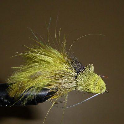 Olive Muddler