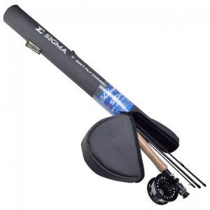 Sigma combo fly rod