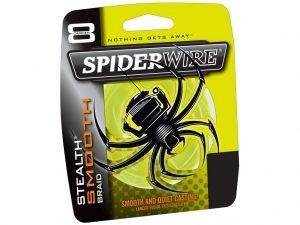 Spiderwire braid